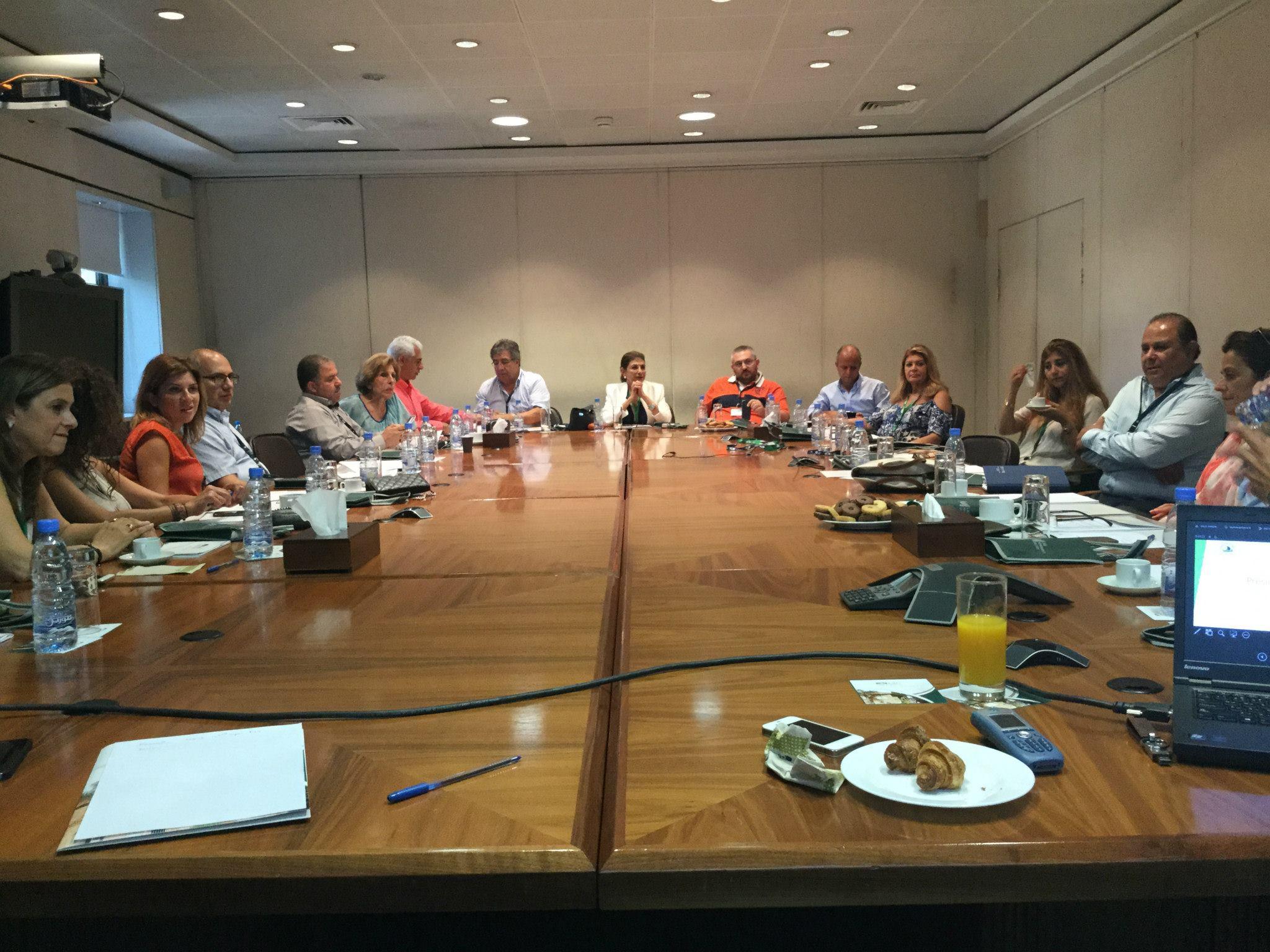 Alumni Association Board Meeting 2015.jpg