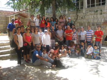 Alumni Trip to Douma 2012.png